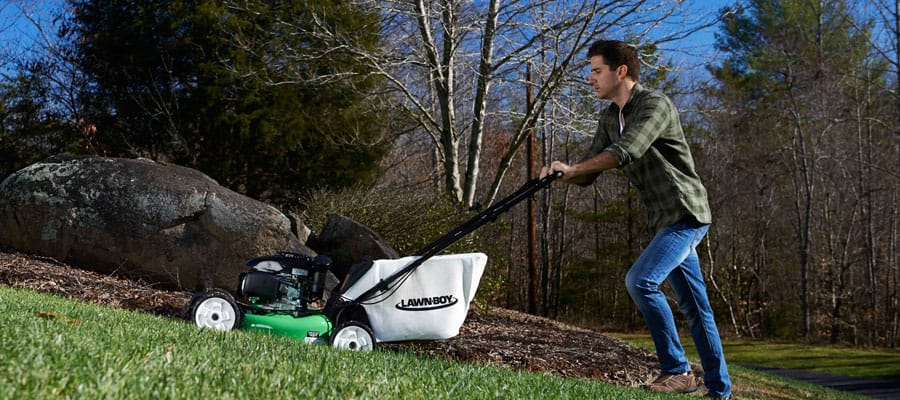 Lawn Boy mowers Markham dealer