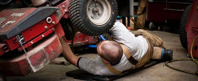 Lawn Mower Service and Repair Markham