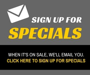 Sign Up For Markham Mower Specials