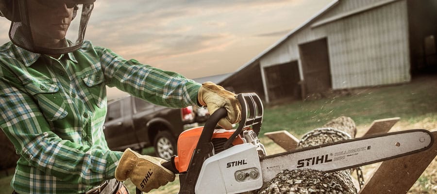 We're a proud Markham dealer of Stihl chainsaws.
