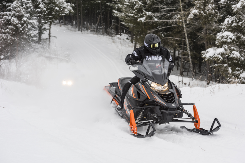 yamaha snowmobile dealer toronto action sled