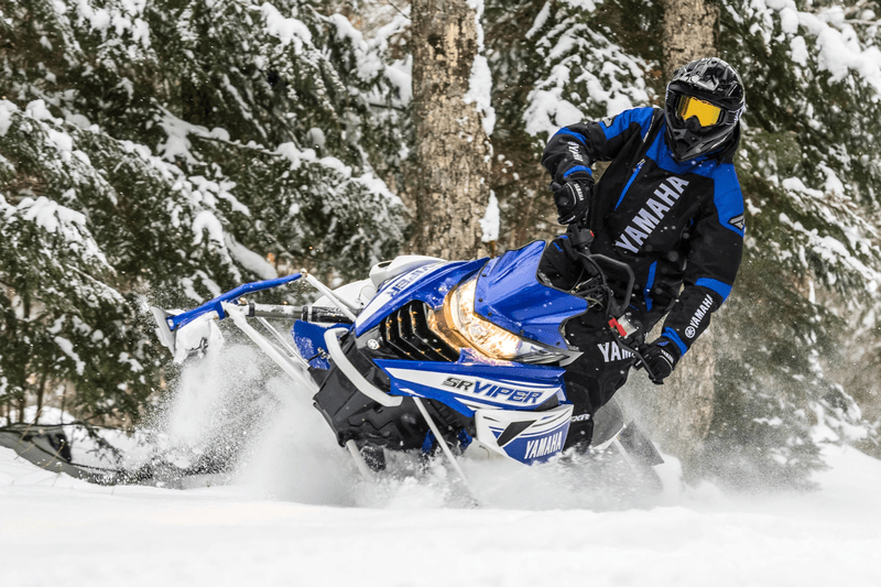 yamaha snowmobile dealer markham 2017 viper action shot
