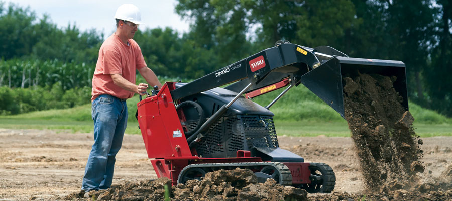 Toro Dingo Compact Utility Loaders Markham Mower Power Products