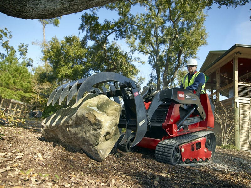 Toro Dingo TX 1000 skid steer loader dealer Markham