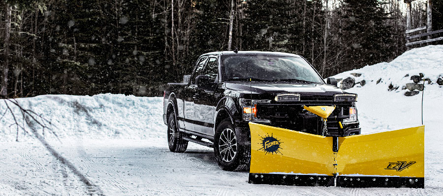 Fisher snow plows available at Markham Mower Power Equipment Service and Parts
