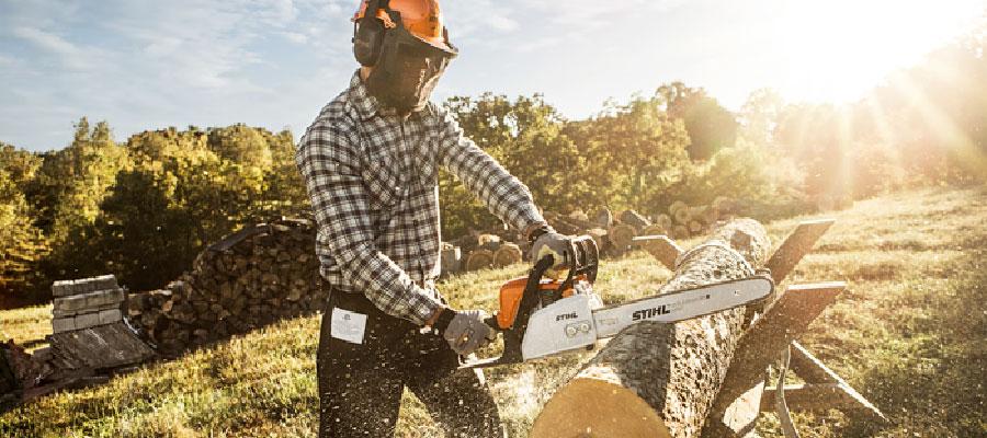 Stihl Chainsaws Power Equipment Service and Parts Markham Dealer